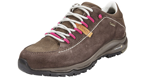 AKU Nemes Suede Low GTX - Chaussures - marron